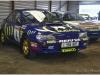 Colin McRae\'s Subaru